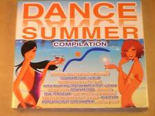2 CD / DANCE SUMMER COMPILATION / NEUF SOUS CELLO