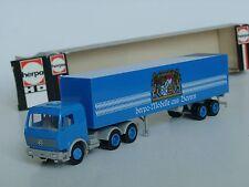 """Herpa Mercedes SK """"HERPA-MODELLE aus Bayern"""" - Sondermodell, uralt - 1/87"""