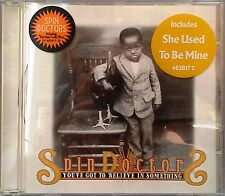Spin Doctors - You've Got to Believe in Something (CD 1996) She Used To Be Mine