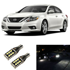Total 1600lm White 921 Led Reverse Backup Light Bulbs For 1998 2017 2018 Altima