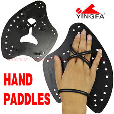 NEW YINGFA PROFESSIONAL WATER TRAINING AIDS POWER SWIMMING HAND PADDLES FREESHIP