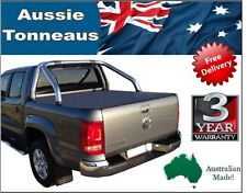 Volkswagen Amarok Ultimate Dual Cab Clip On Tonneau Cover 2011 - Current