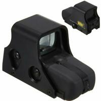 UK Tactical 551 Holographic Red/Green Dot Airsoft Scope Sight Outdoor Hunting