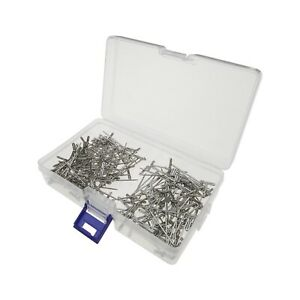 500pcs 27-53mm Stainless Steel T Pins Set for Holding Wigs Modelling Crafts