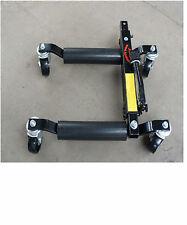 1500lb Hydraulic Wheel Skates Dolly Car Skates Vehicle Positioning Jack Tyre