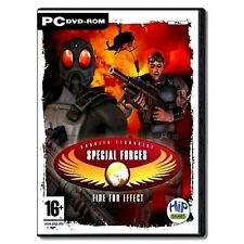 COUNTER TERRORIST SPECIAL FORCES: FIRE FOR EFFECT - T.P.S Game ( PC )