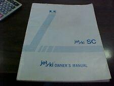 Kawasaki JL 650 A1 Owner's Manual