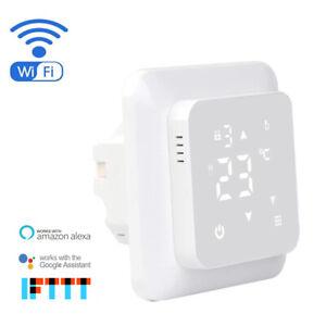 Tuya Smart Thermostat Wifi Boiler Digital Termostat Underfloor Heating термостат