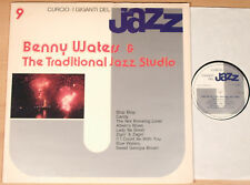 Benny Waters & the Traditional jazz Studio (Curcio, Italy/LP VG + +/M -)