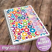 SLIMMING WORLD COMPATIBLE DIARY - Spots (S029W) 12wk weight loss food diary diet