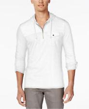 Inc International Concepts Mens Long Sleeve Moto Hoodie Travel Shirt New 3X Xxxl