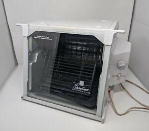Ronco Showtime 4000 Full Size Rotisserie & BBQ Oven w/ Drip Tray & Rack
