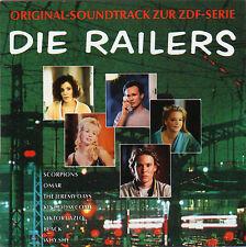 La railers colonna sonora ZDF-serie CD + FLAC, ALAC, Wave, mp3