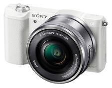 SONY Alpha 5100LW , Weiß - Systemkamera Digitalkamera NEU&OVP