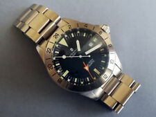 STEINHART Ocean Vintage GMT mk1 Steve Mc Queen no glycine helson tudor omega