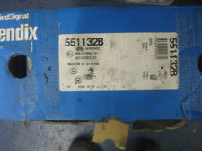 BENDIX BRAKE DISC AND PAD SET 551132B/562070B/571975B FITS VAUXHALL AND OPEL