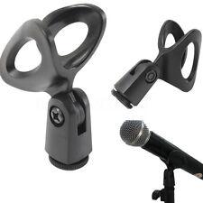 Supporto Sostegno Stand Clip Porta Microfono Mic Regolabile titolare Holder asta