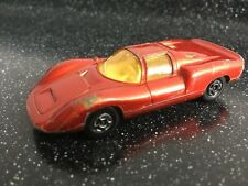 Matchbox Superfast/Lesney-Porsche 910-Couleur ROUGE-MB68-carton