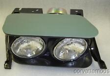 1968-82 C3 Corvette Complete Headlight Assemblies