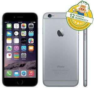 Apple iPhone 6S Space Grey 16GB (Unlocked) 6S Smartphone Very Good Refurbished