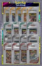 Boosters Duo-Packs Tri-Packs Pokemon New Choice