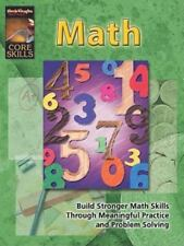 Core Skills - Math - Answer Key - Grade 4 - Steck Vaughn