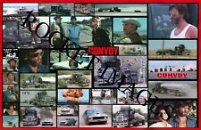 Convoy 1978 Custom Trucker Poster... 11x17!!! Buy any 2 Posters Get 3rd FREE!!!