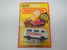 Matchbox SuperFast Pizza VW Volkswagen Camper Van (1)