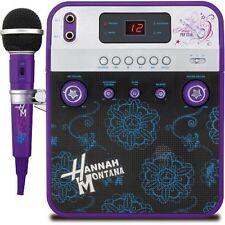 NEW Hannah montana Concert Karaoke