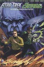 Star Trek Green Lantern #1 (of 6) Subscription Var New!