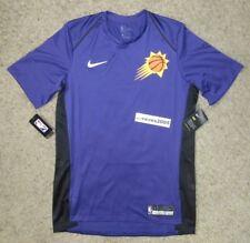 9c4e6c86cbe Nike Phoenix Suns Shooting Shirt Sz Medium 100 Authentic NBA 877456 566