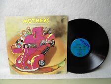 Mothers Of Invention LP Just Another Band From LA Very Clean 1972 Psych Orig!