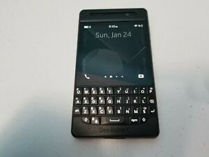 Blackberry Dev Alpha C Very Good Condition Unlocked