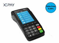 More details for xepay credit card reader/terminal chip n pin contactless payment pos rates 0.36%