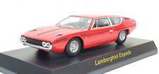 1/64 Kyosho LAMBORGHINI ESPADA RED diecast car model