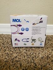 Moldex Rockets Reusable Ear Plugs Corded 6405 With Case 50 Pairbox