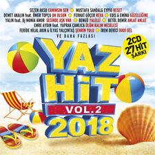 YAZ HIT 2018 -VOL:2  - 2 CD NEU ALBEN