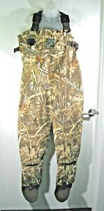Ducks Unlimited Mad Dog Gear Women's Chest Waders Size S