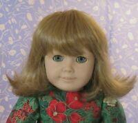 Playhouse DEBBIE  Strawberry Full Cap Doll Wig Size 12-13 Mid-Length Flip