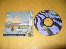 Hawkwind Bring Me The Head Of Yuri Gagarin 9 Track  1987 cd is Ex / Broken case