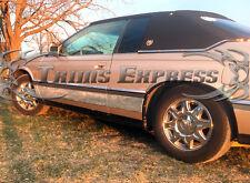 92-02 Cadillac Eldorado Rocker Panel Trim Body Side Molding Stainless Steel