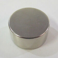 1x1/2 Big N52 Neodymium Magnet Cylinder Rare Earth 25x13mm 54 lbs 25kg