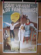 A788  QUE VIVAN LOS FANTASMAS - DIRECTOR: OLDRICH LIPSKY