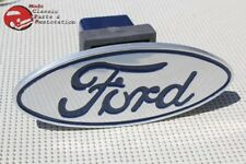 "Ford Pickup Truck Aluminum Trailer Tow Boat Bike  Trailer 2"" Hitch Cover Plug"