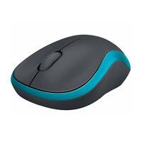 2.4G Wireless Mouse Mini Optical Computer Mouse Ergonomic USB Receiver