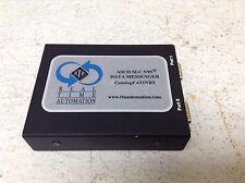 Real Time Automation 435NBS SLC500 SLC 5/05 ASCII Data Messenger SB72EX-100
