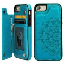Leather Flip Wallet Card Holder Case Cover For Samsung Galaxy S20 S10 S9 A21s 51