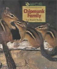 Chipmunk Family (Wildlife Conservation Society Boo