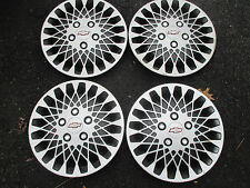 1988 1989 Chevy Celebrity 14 inch mag style hubcaps wheel covers set