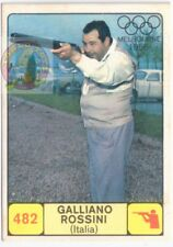 CAMPIONI DELLO SPORT 1968/69 panini italy card - figurina 482 galliano Rossini